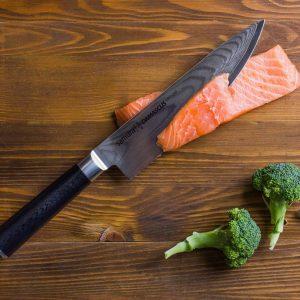 Шеф нож Samura Damascus SD-0085/K