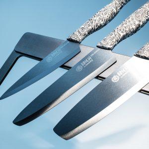 Набор из 3-х ножей Samura INCA SIN-0220B/K