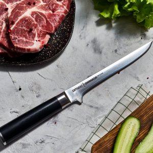 Обвалочный нож Samura Damascus SD-0063/K