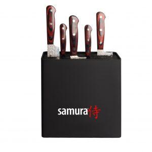 Подставка универсальная для ножей Samura Hypercube KBH-101